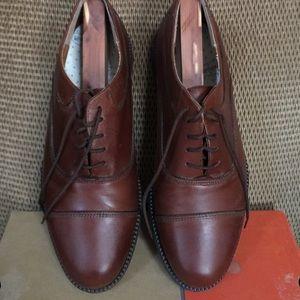 Florsheim Men's Dress Shoes (11D)-Brown